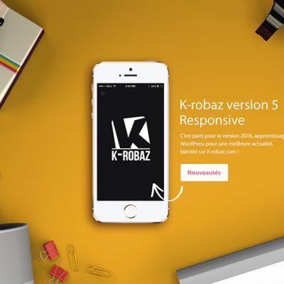 Responsive K-ROBAZ 2015
