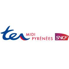 Logo TER Midi-Pyrénées