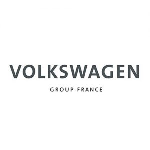 Logo Volkswagen Group France