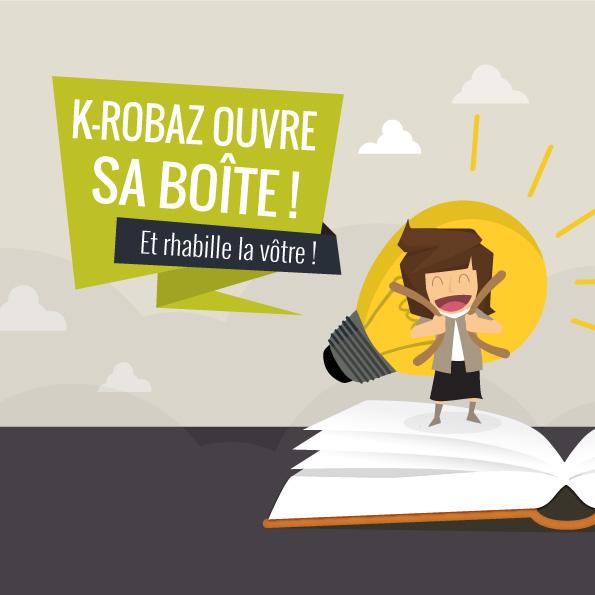 K-ROBAZ illustration