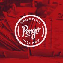Mockup logo Pergo Sporting Village