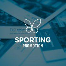 Mockup logo Sporting Promotion