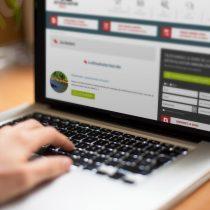 Webdesign (page) du site internet Defiscalisation.immo