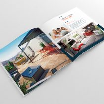 Mockup brochure Sporting Promotion