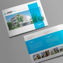 Mockup brochure Smartview Sporting Promotion