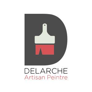 Logo Delarche peinture