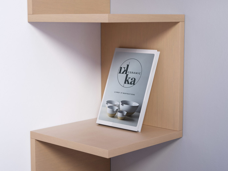 Livret d'inspirations Ikka Ceramic - Tome 1 (mockup)